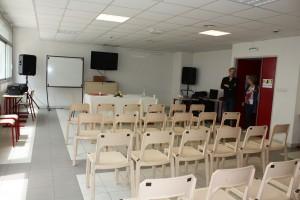 salle de conférence de Marseille